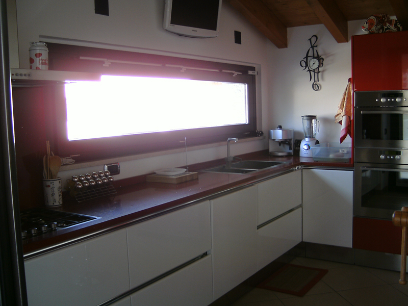 ... Cucina Okite: Cucina piano di lavoro ideale. Creamaricrea cucina
