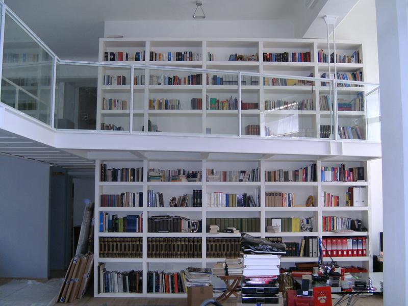 Mobili segato librerie for Librerie usato milano